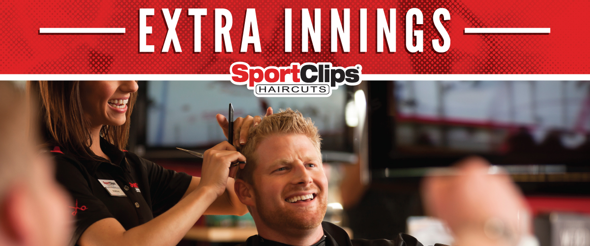 The Sport Clips Haircuts of Bakersfield - Rosedale Village Extra Innings Offerings
